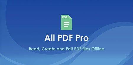 اپلیکیشن All PDF Pro