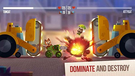 Crash Arena Turbo