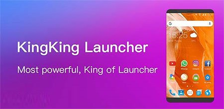 King launcher